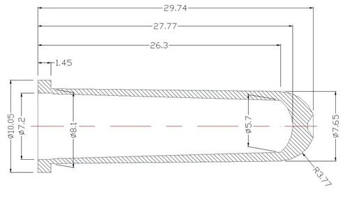 А04 Кюветы (реакционные пробирки) к коагулометрам Sysmex серий СА 50/530/550/60/620/660/1500