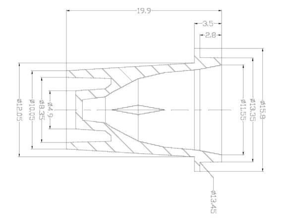 А21 - Кюветы (чашечки) для проб к анализаторам 0,5мл