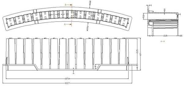 А24 - Кюветы к анализаторам MOL - 200/COBAS/PENTRA
