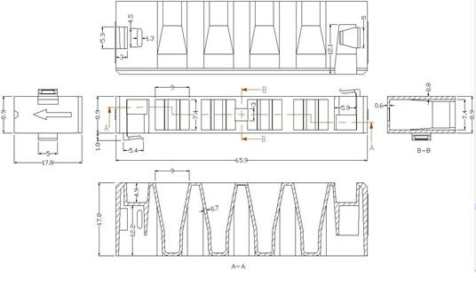 РБ-1 - Кюветы к анализаторам серии ACL ТОР