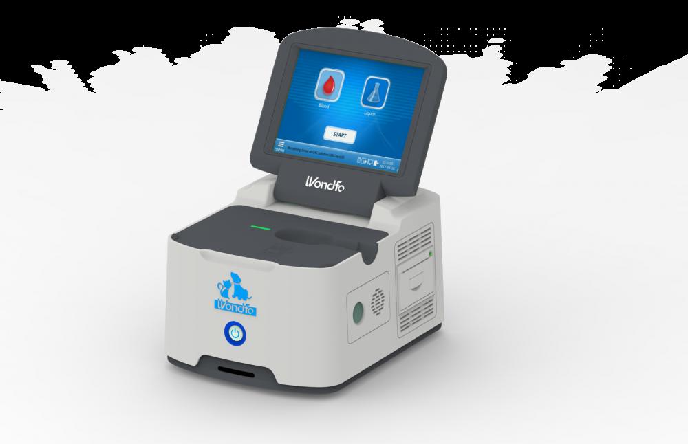 Экспресс анализатор газов крови BGA XQ-101